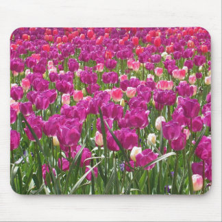 Sea Of Purple Mouse Pad