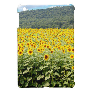 Sea of Sunflowers Case For The iPad Mini