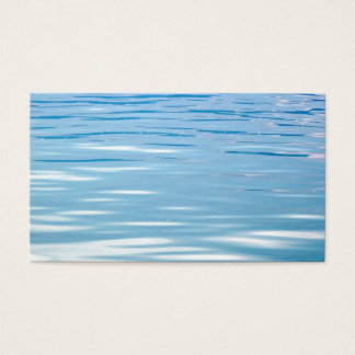 Sea of Tranquility Background Business Card