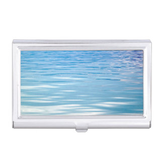Sea of Tranquility Business Card Case