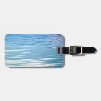 Sea of Tranquility Luggage Tag
