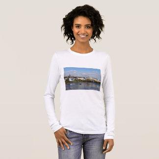 Sea off Clifden Long Sleeve T-Shirt