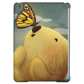 """Sea Otter Butterfly Ocean art """"monarch"""""""