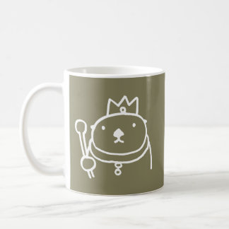 Sea Otter King & Queen color Coffee Mug