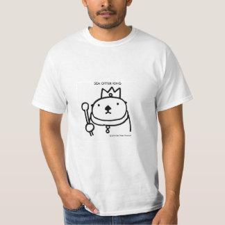 Sea Otter King T-Shirt