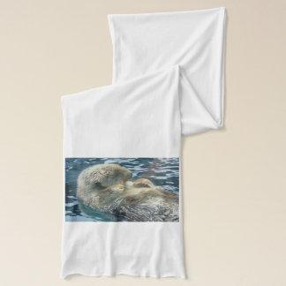 Sea Otter Scarf