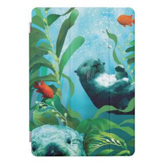 Sea Otter's Garden IPad Smart Cover