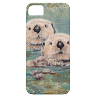 Sea Otters iPhone 5 Cover