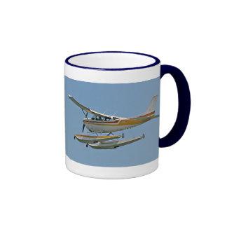 Sea Plane - Seaplane Ringer Coffee Mug
