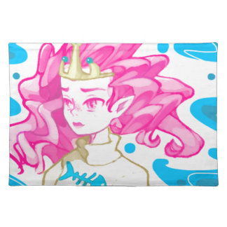 Sea princess placemat