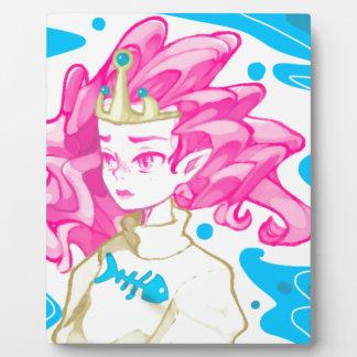 Sea princess plaque