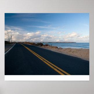 Sea Road Poster