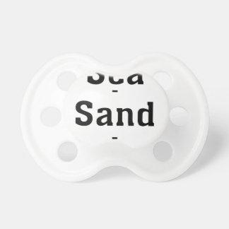 Sea - Sand - Swimming Dummy