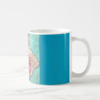Sea shell inspiration coffee mug