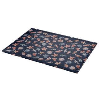 Sea Shells Cutting Board