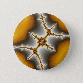 Sea Shells - Fractal Button