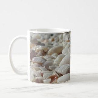Sea Shells White 11 oz Classic White Mug