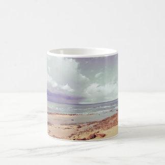 sea shore. spain coffee mug