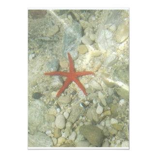 sea star card