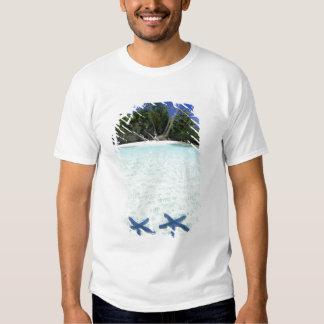 Sea stars, Rock Islands, Palau Tshirts
