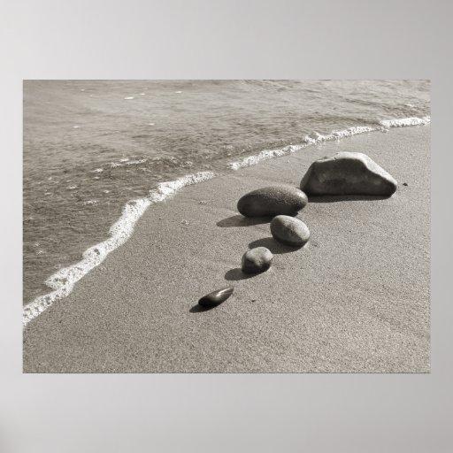 Sea Stones - poster