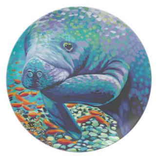 Sea Sweetheart II Party Plate