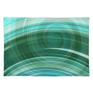 Sea Swirl YOU PICK custom Placemats Tablemats