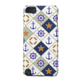 Sea Theme Pattern 2 iPod Touch 5G Covers