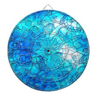 SEA THINGS 4 DARTBOARD