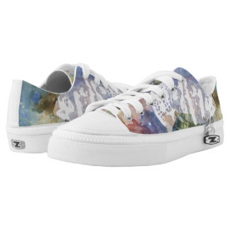 Sea Treasures Sneakers