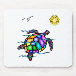 Sea Turtle #1 Mouse Pad