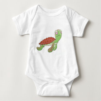 Sea Turtle Baby Shirt