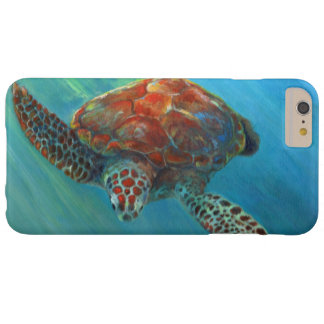 Sea Turtle Barely There iPhone 6 Plus Case