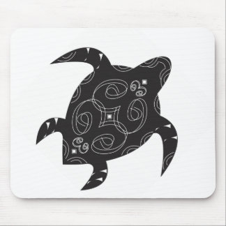 Sea Turtle Belly Mouse Pad