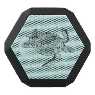 Sea Turtle Black Bluetooth Speaker
