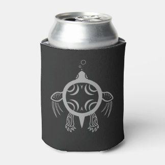 Sea Turtle Bubbles Can Cooler