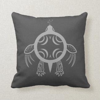 Sea Turtle Bubbles Cushion