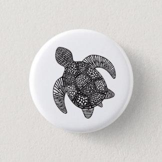 Sea Turtle Button