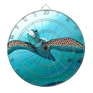Sea Turtle Dartboard