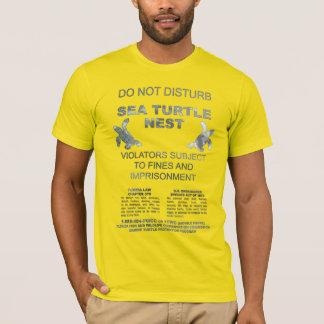 Sea Turtle - Do Not Disturb T-Shirt