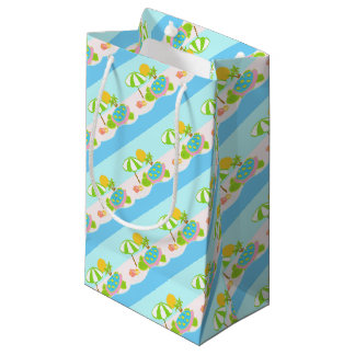 Sea Turtle Gift Wrapping Small Gift Bag