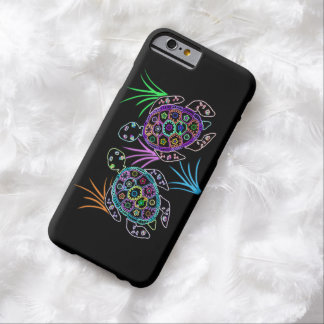 Sea Turtle Glow Barely There iPhone 6 Case