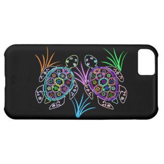Sea Turtle Glow iPhone 5C Case