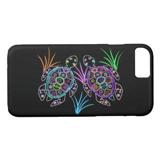 Sea Turtle Glow iPhone 7 Case