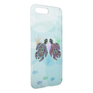 Sea Turtle Glow iPhone 7 Plus Case