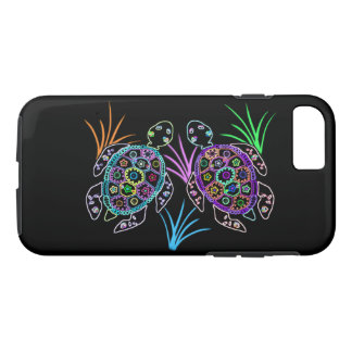 Sea Turtle Glow iPhone 8/7 Case