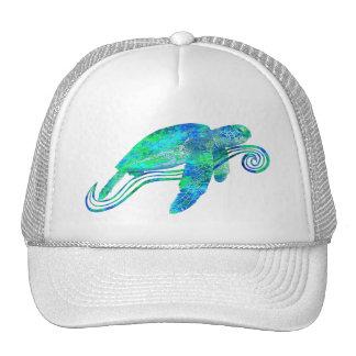 Sea Turtle Graphic Hats