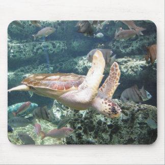 Sea Turtle Mouse Pad