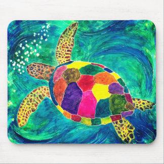 Sea Turtle Mousepad (You can Customize)