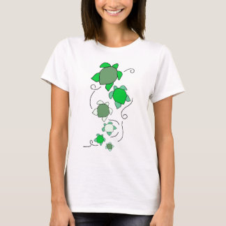 Sea Turtle Ohana Line shirt